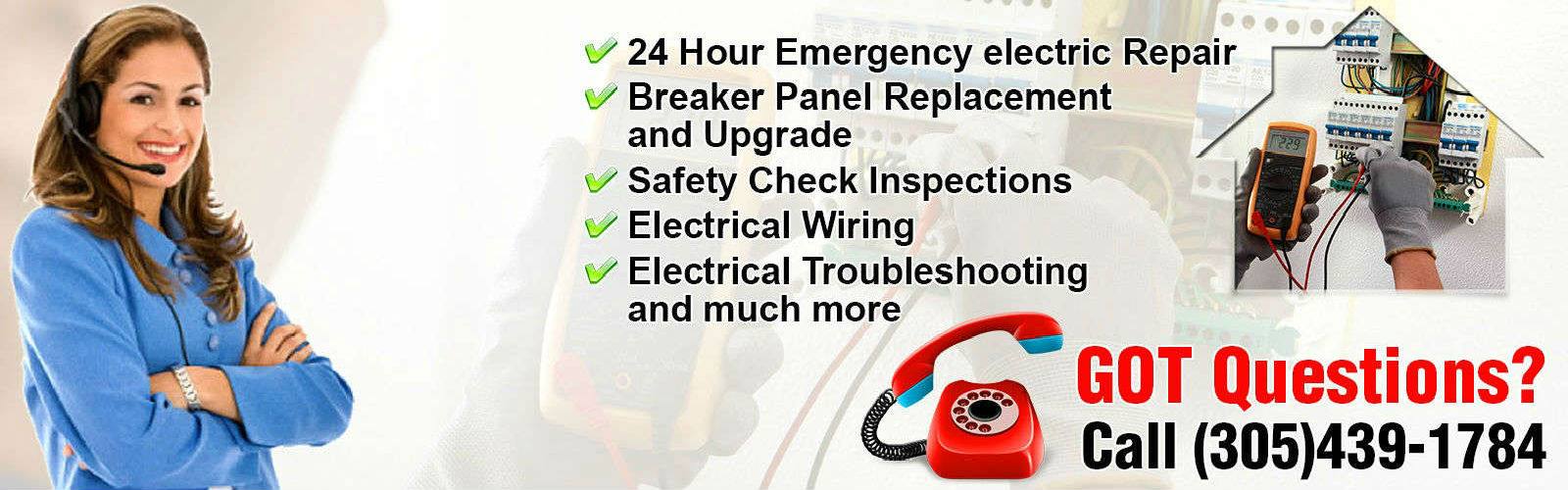 Residential Electrician in Miami